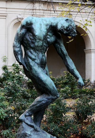 L'Ombre. Auguste Rodin.