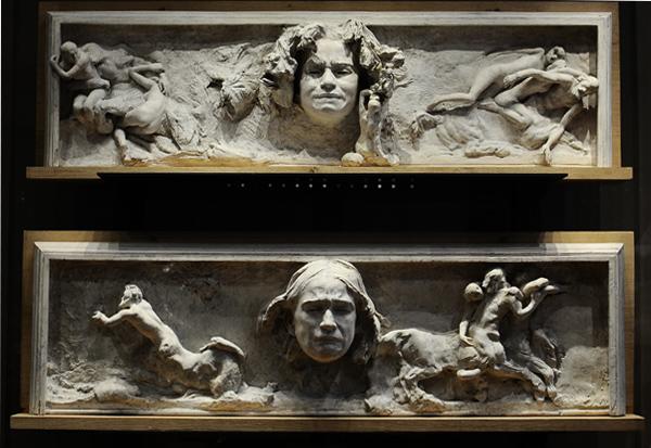 La Pleureuse - Centaure. Auguste Rodin.