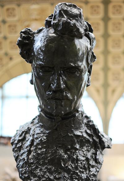 Rochefort. Auguste Rodin.