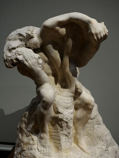 Sculpteur et sa muse. Auguste Rodin.