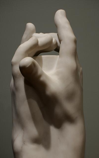 Le Secret. Auguste Rodin.