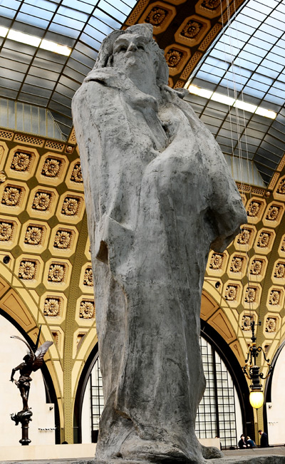 Balzac. Auguste Rodin.