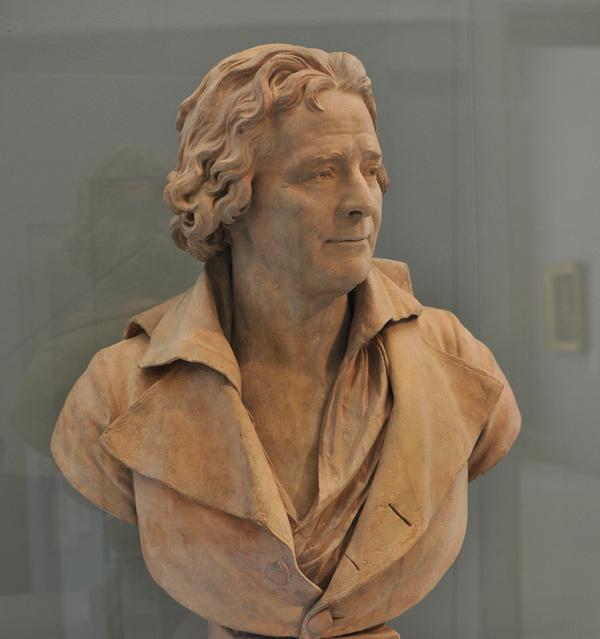 Auguste Pajou. Philippe Laurent Roland