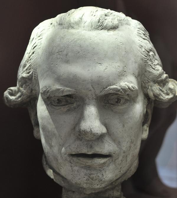 Monge. François Rude.