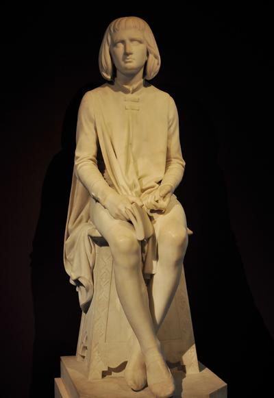 La Jeunesse de Dante. René de Saint Marceaux.