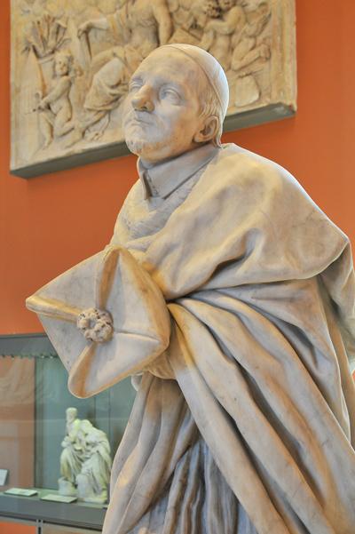 Cardinal de Bérulle. Jacques Sarrazin.