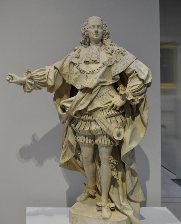 Le duc de Richelieu. Francesco Maria Schiaffino.