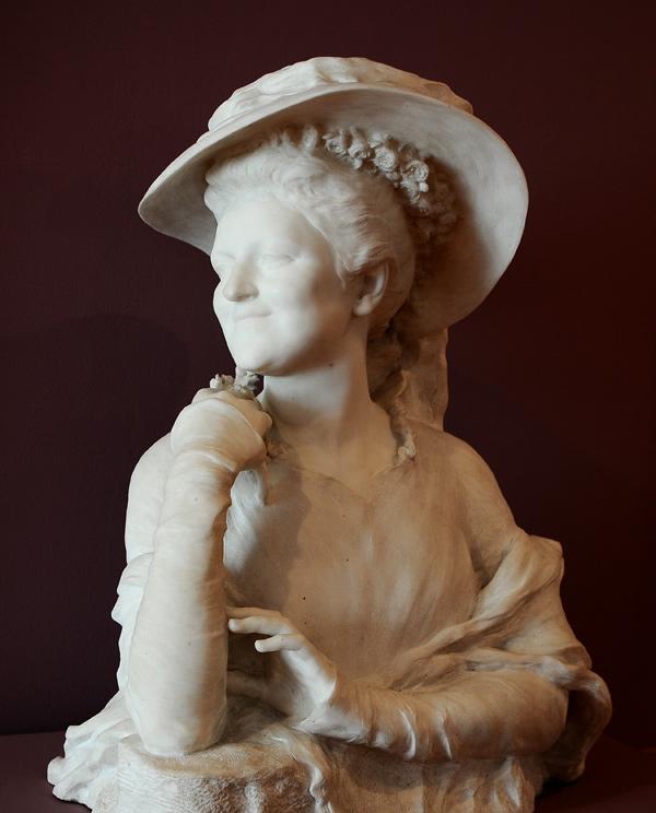 Mme Sicard. Auguste Rodin.