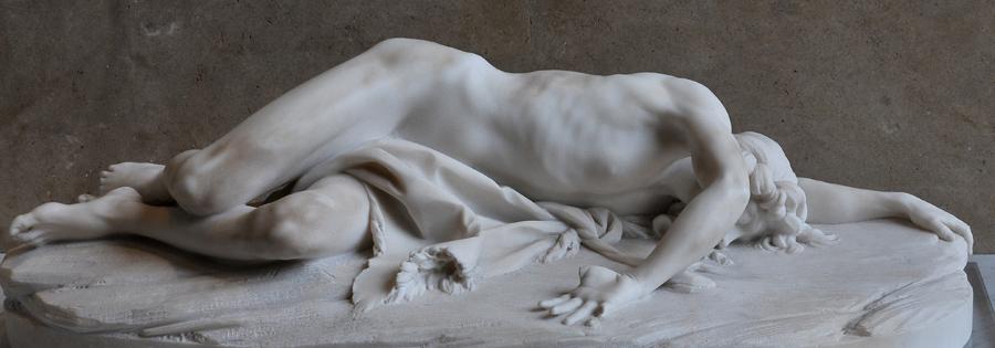 Abel expirant. Jean Baptiste Stouf