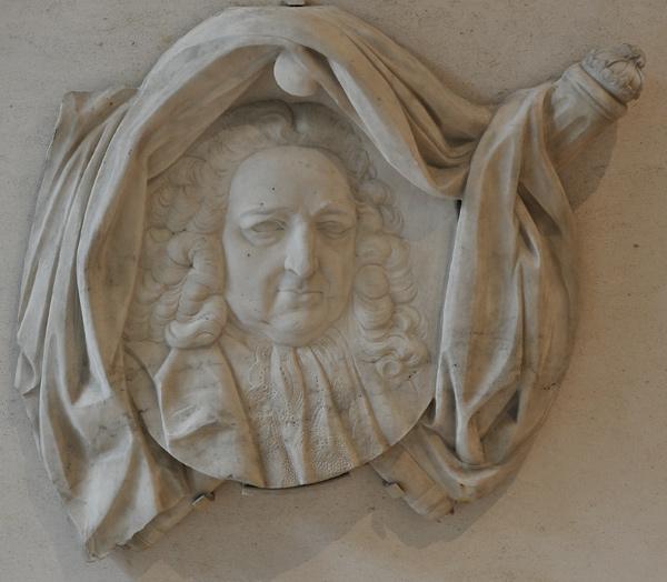 Monument de Feydeau de Brou. Louis Claude Vassé.