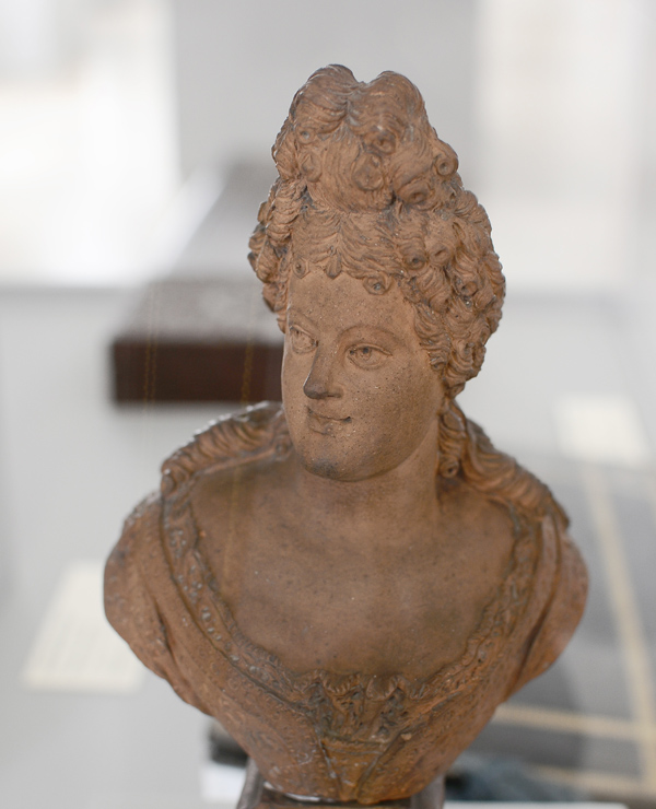 Elisabeth d'Orléans. Jacob Sigisbert Adam.