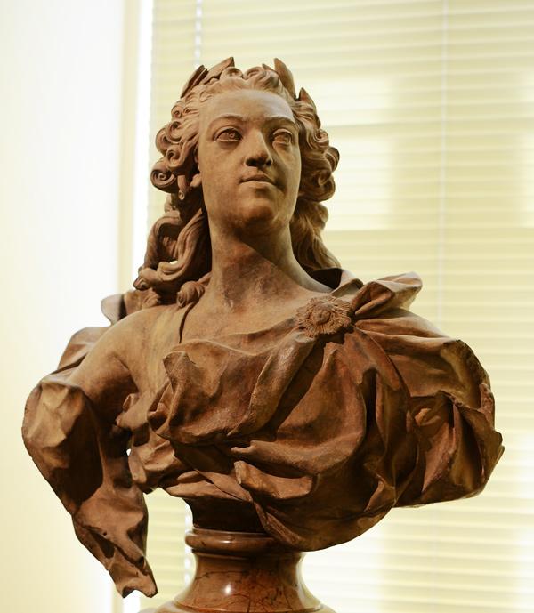 Louis XV. Lambert Sigisbert Adam.