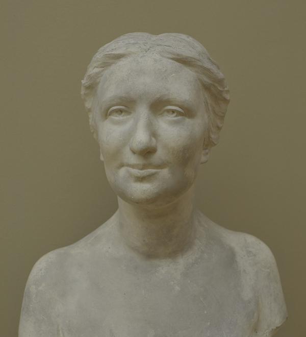 Buste de femme. Georgette Agutte.
