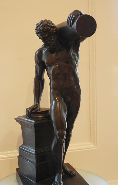 Michel Anguier. Hercule.