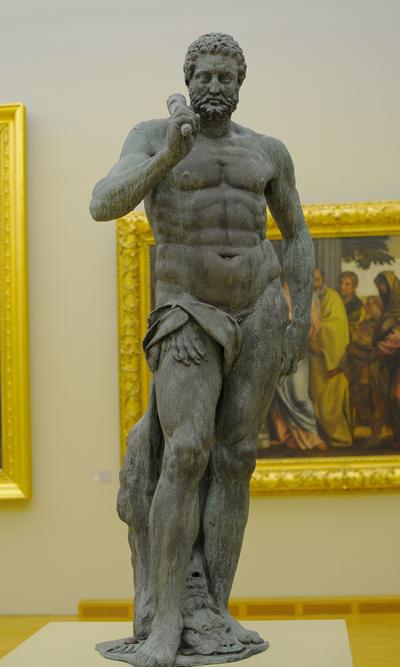 Hercule. Anonyme - Michel Anguier