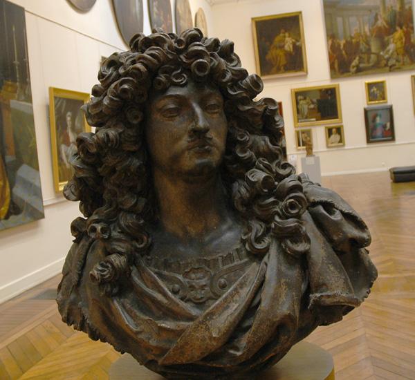 Louis XIV. Marc Arcis.