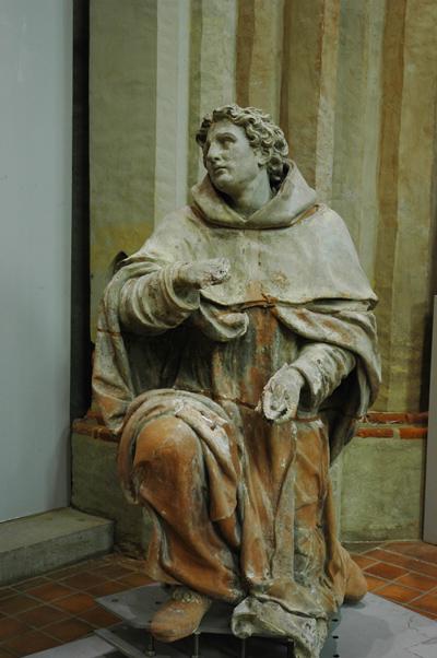 Le Prophète Agabus. Marc Arcis.