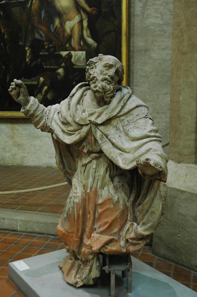 Le Prophète Elie. Marc Arcis.