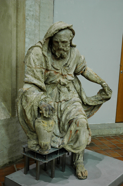Le Prophète Elisée. Marc Arcis.