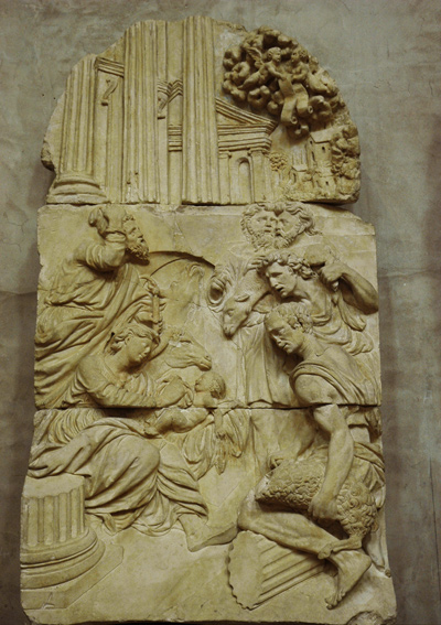 La Nativité. Nicolas Bachelier.