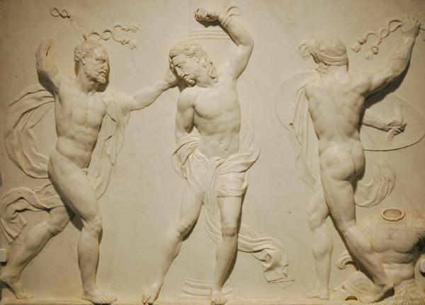 Flagellation. Baccio Bandinelli.