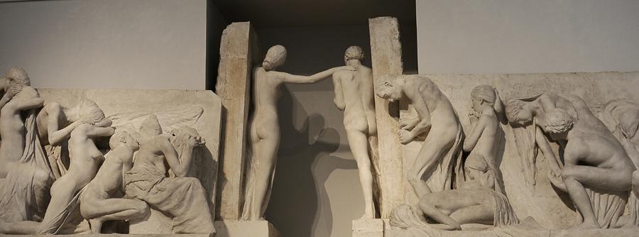 Monuments aux morts. Albert Bartholomé.