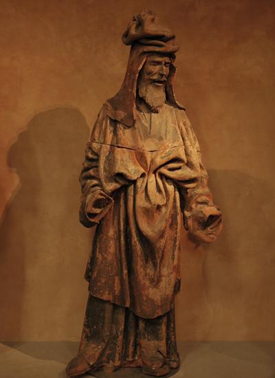 Le Prophète. Jean Bauduy.