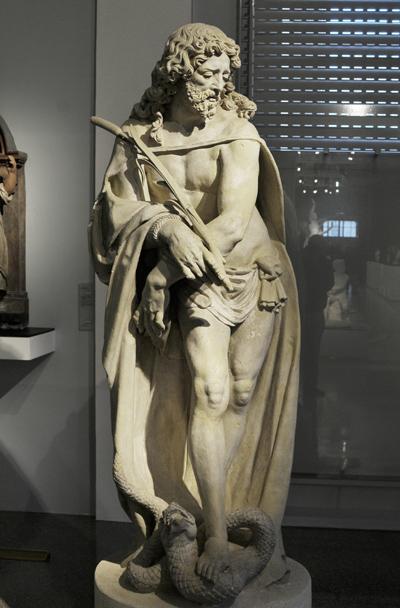 Christ triomphant. Nicolas Blasset