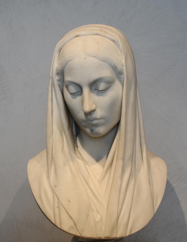 La Modestie. Jean Marie Bienaimé Bonnassieux.