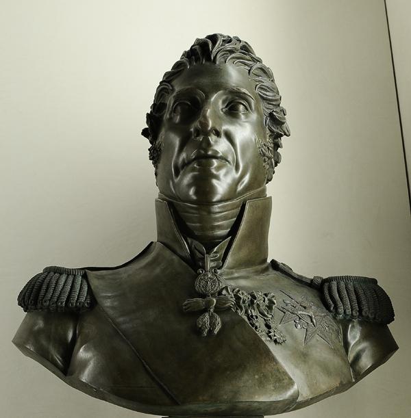 Comte d'Artois. François Joseph Bosio.