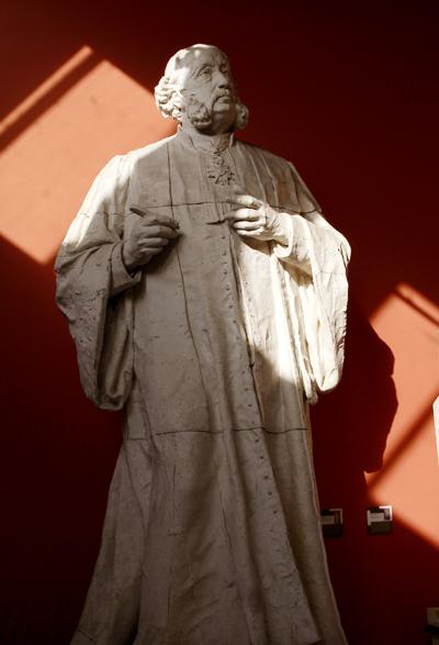 Docteur Ollier. Alfred Boucher.