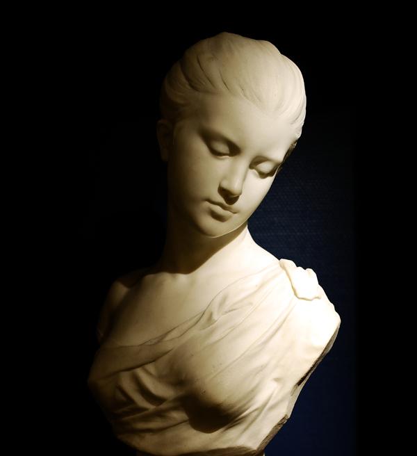 La Jeunesse. Alfred Boucher.