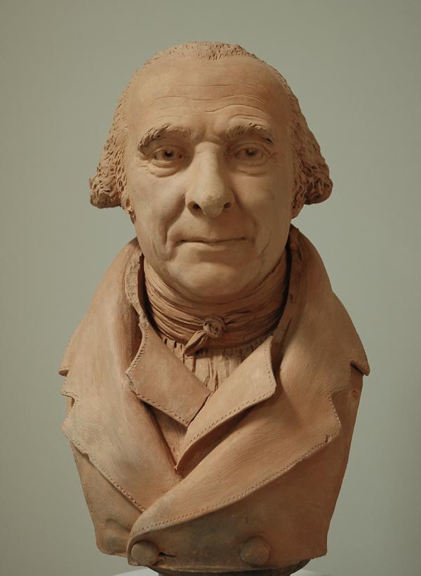 Buste. Jean Baptiste Cadet Beaupré
