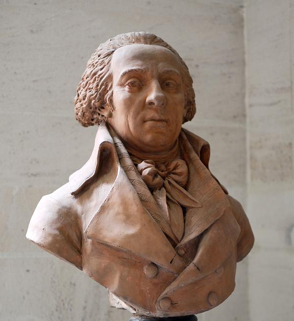 Portrait d'homme. Jean Baptiste Cadet Beaupré.