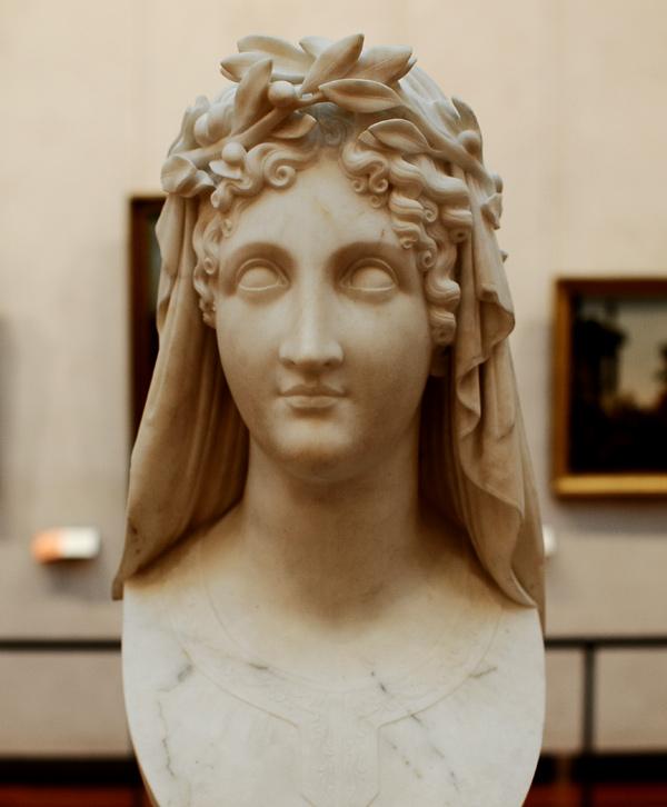 Juliette Récamier. Antonio Canova.