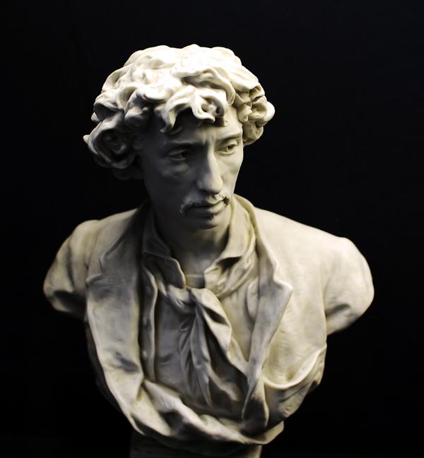 Charles Garnier. Jean Baptiste Carpeaux