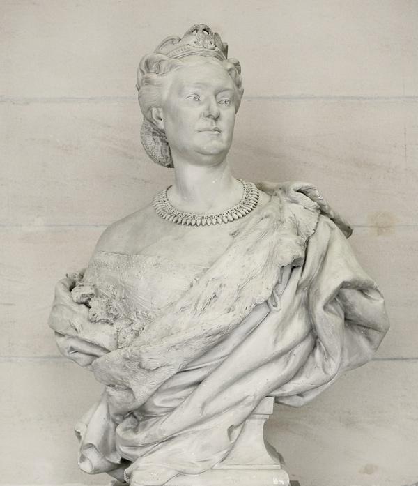 Princesse Mathilde. Jean Baptiste Carpeaux.