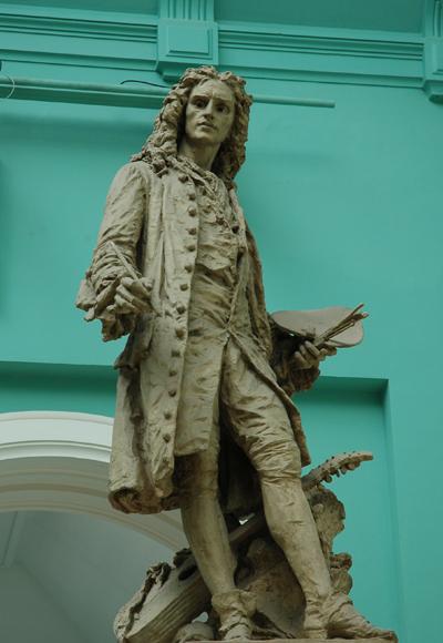Jean Antoine Wateau. Jean Baptiste Carpeaux.
