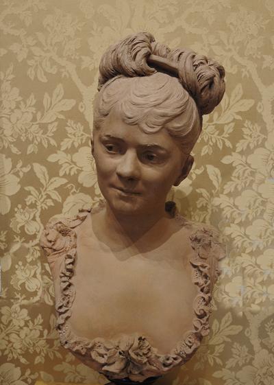 Céline Chaumont. Albert Ernest Carrier Belleuse.