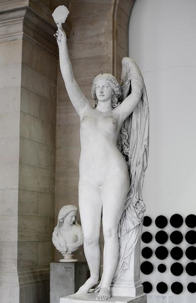 La Vérité. Pierre Jules Cavelier.