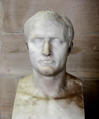 Napoléon. Denis Antoine Chaudet.