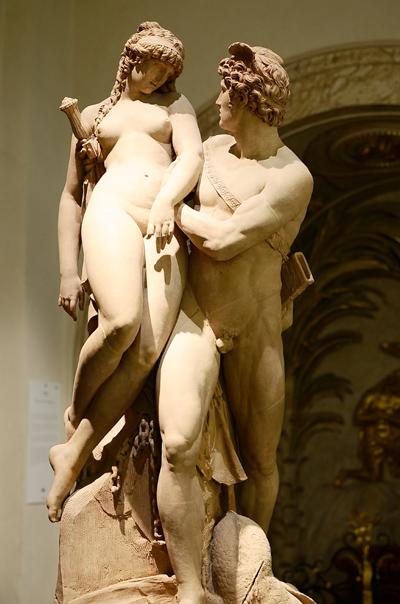 Persée et Andromède. Joseph Chinard.