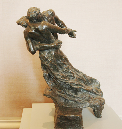 La Danse. Camille Claudel.