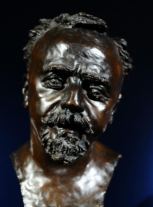 Léon Lhermitte. Camille claudel.