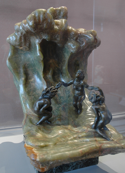 La Vague. Camille Claudel.