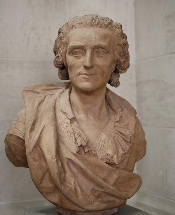 Portrait d'homme. Charles Louis Corbet.