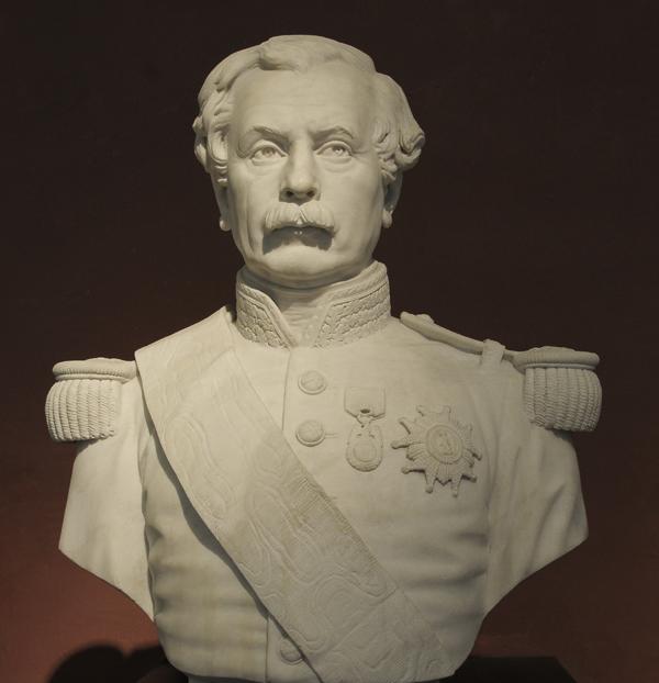 Maréchal Randon. Charles Cordier.
