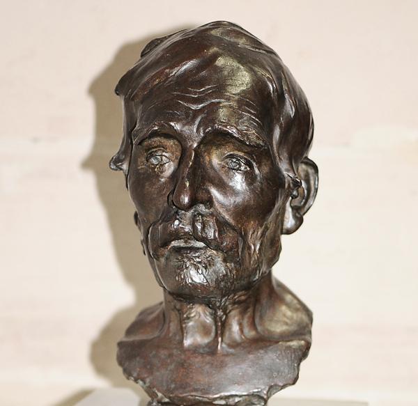 Homme âgé. Alphonse Amédée Cordonnier.