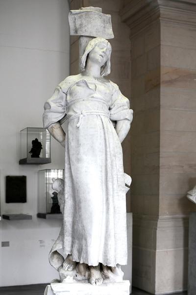 Jeanne d'Arc. Alphonse Amédée Cordonnier.
