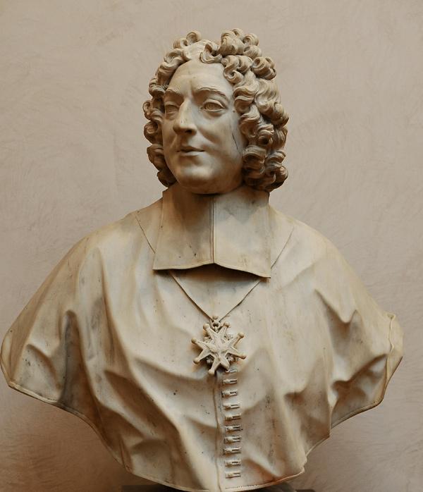 Neuville Villeroy. Guillaume 1er Coustou.